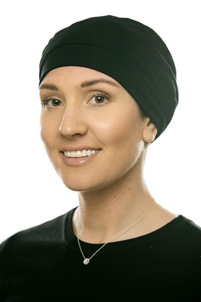 Milano lido sort hue til kræftpatienter Parykfeen