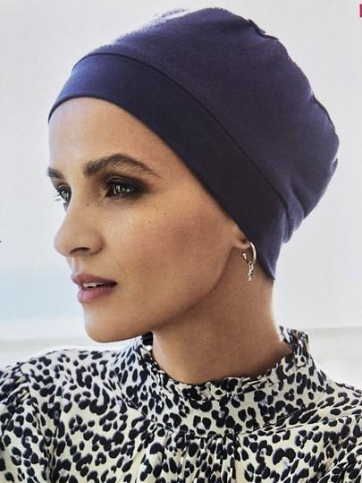 Ava giselameyer headwear marine