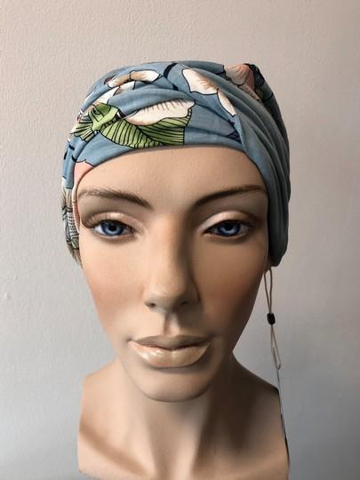 Shakti blå mønster Christine headwear