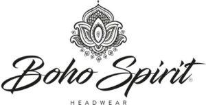 boho headwear logo Parykfeen