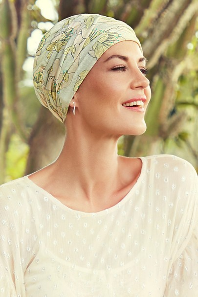 shakti fra Christine Headwear i farven blooming Season