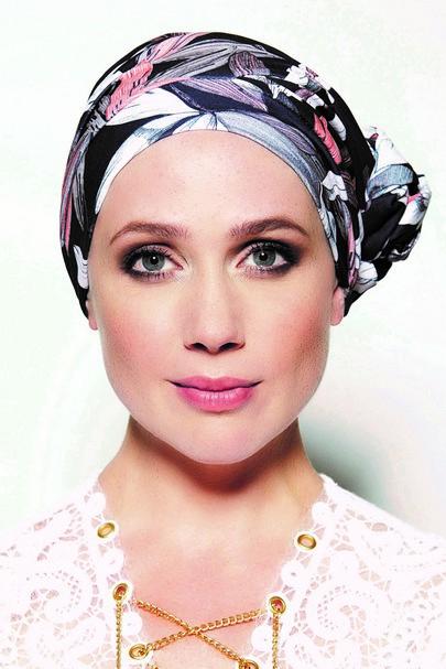 Nala headwear fra Gisela Mayer