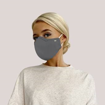 Godkendt type 2 Maske i stof fra Christine Headwear