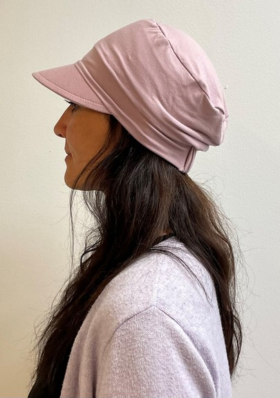 Emma Cap Rose Headwear from Gisela Mayer