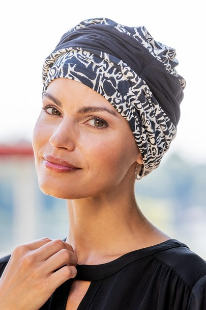 Kaja turban fra Dening/ Belle Madame